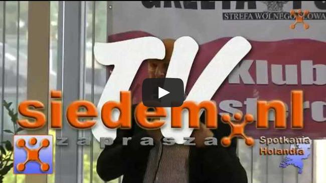 Leszek Żebrowski - spotkanie - Amsterdam, 27.09.2015 cz. 3