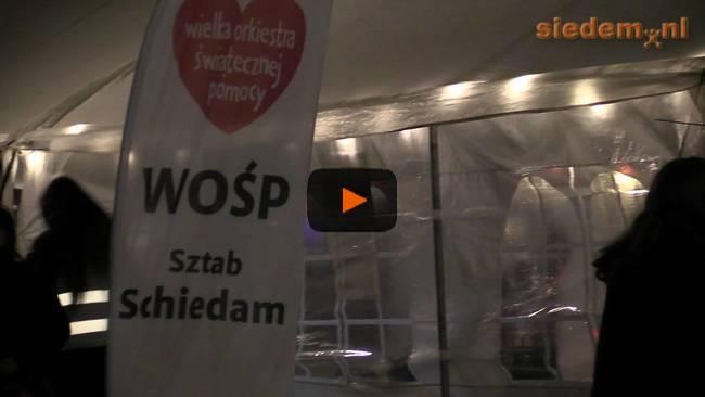 27 Finał WOŚP Holandia 2019 - Schiedam 13.01.2019