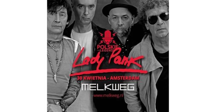 Lady Pank ponownie w Holandii - Amsterdam 30.04.2017