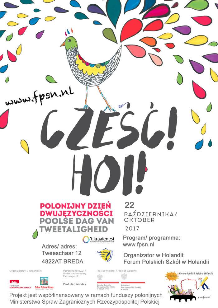 Polonijny Dzień Dwujęzyczności, Breda 2017