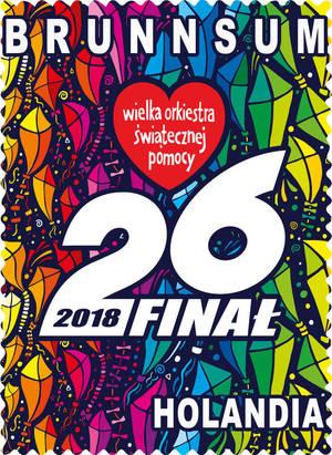 Wielka Orkiestra Świątecznej Pomocy - Holandia 2018 - Brunssum