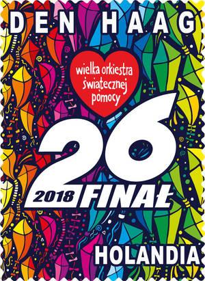 Wielka Orkiestra Świątecznej Pomocy - Holandia 2018 - Den Haag