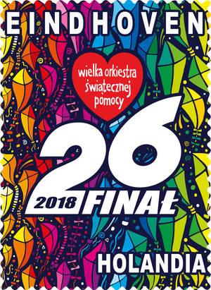 Wielka Orkiestra Świątecznej Pomocy - Holandia 2018 - Eindhoven
