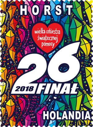 Wielka Orkiestra Świątecznej Pomocy - Holandia 2018 - Horst