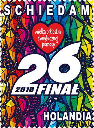 Wielka Orkiestra Świątecznej Pomocy - Holandia 2018 - Schiedam